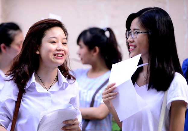 Hoc vien Phu nu Viet Nam lay diem chuan tu 16,5 den 22,5 hinh anh
