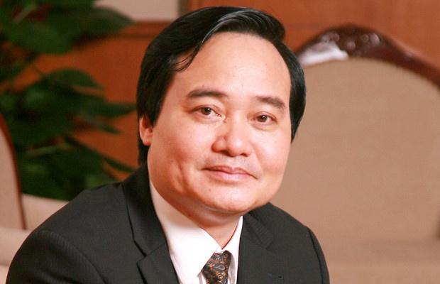 Bo truong Phung Xuan Nha gui thu chuc mung ngay Nha giao Viet Nam hinh anh