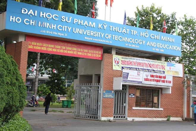 DH Su pham Ky thuat TP.HCM cap hoc bong 50% cho sinh vien nu hinh anh 1