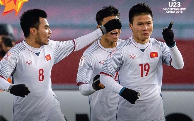 Dan mang the gioi goi U23 Viet Nam la 'niem tu hao ASEAN' hinh anh
