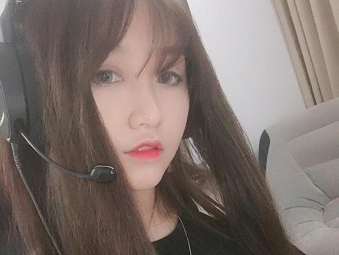 Kieu Anh Hera livestream xin loi sau khi bi to 'cam sung' ban trai hinh anh