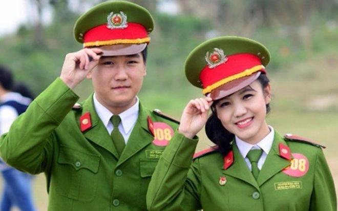Bao nhieu diem do truong Trung cap Canh sat? hinh anh