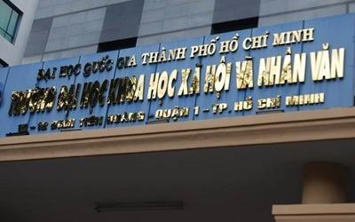 Truong Nhan van TP.HCM khang dinh khong thu hoc phi map mo hinh anh