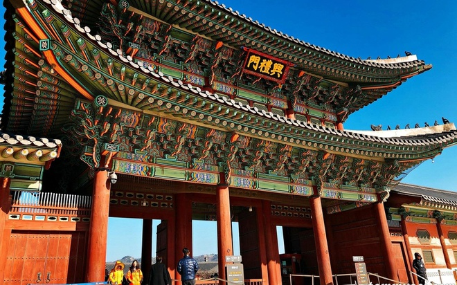 Nhung diem khong the bo lo khi den Seoul hinh anh
