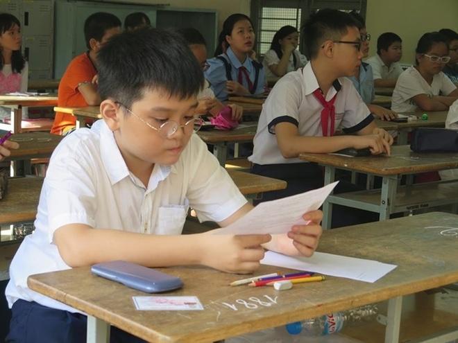 ho so dang ky thi vao lop 6 chuyen Tran Dai Nghia anh 1