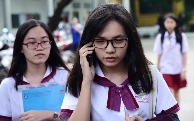 Hung Yen cong bo diem thi THPT quoc gia 2018 hinh anh