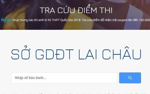 Giam doc So GD&DT Lai Chau noi gi ve ty le diem cao vuot troi? hinh anh