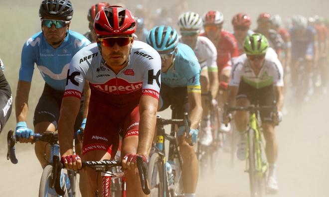 Cau do tinh quang duong giai dua xe dap noi tieng Tour de France hinh anh