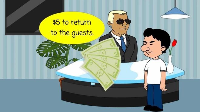 Cau do 1 USD chenh lech luc thue khach san di dau hinh anh 1