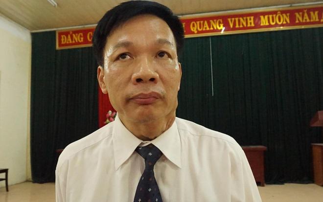 Lanh dao xa Son Dong va phong GD&DT khang dinh truong chua thu tien hinh anh