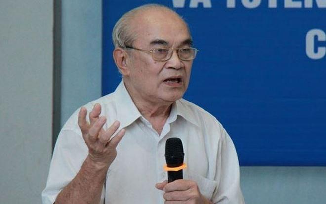 GS Lam Quang Thiep: Khong nen de cac tinh cham thi trac nghiem hinh anh