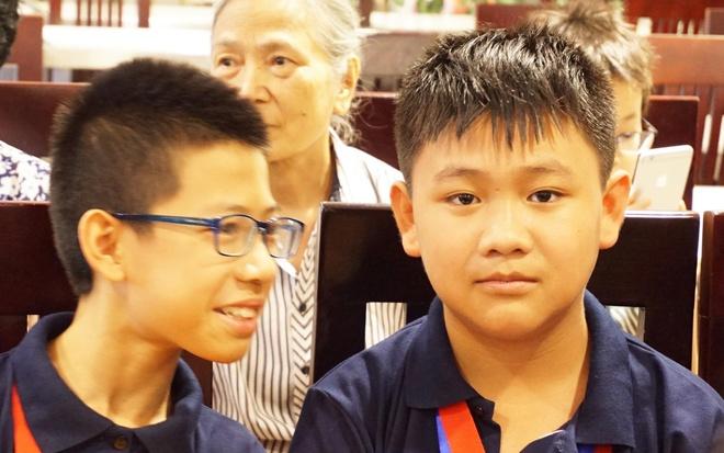 Ha Noi don 23 hoc sinh doat huy chuong Olympic Toan, Khoa hoc quoc te hinh anh