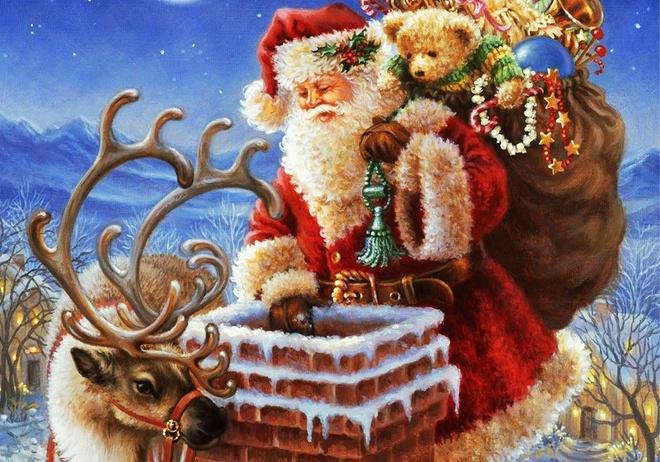 Hai ten goi khac cua ong gia Noel la gi? hinh anh 9