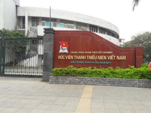 Hoc vien Thanh thieu nien phan hoi vu sinh vien phai dieu tri tam than hinh anh 1