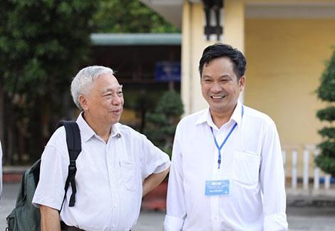 TS Tran Nam Dung - nguoi dot len tinh yeu Toan hoc hinh anh 2