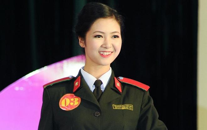 Thi sinh nu co the thi vao nhung truong cong an nao? hinh anh