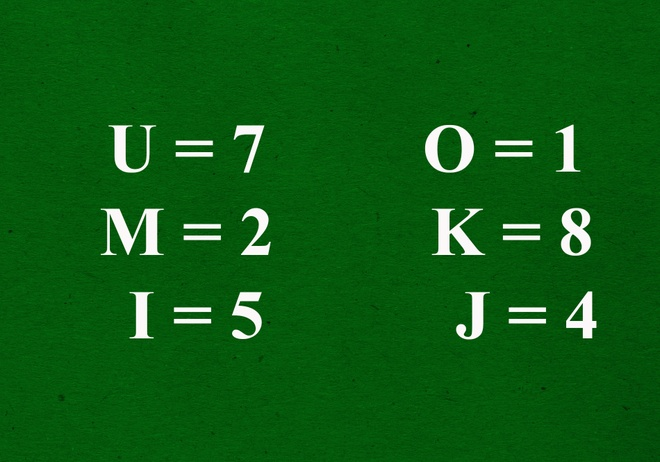 Neu A = 4, B = 3, C =2, tinh gia tri cua tu 'SICK'? hinh anh 4