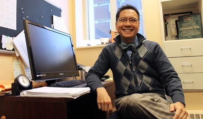 Bac si goc Viet lam Giam doc Trung tam Y te tai DH Harvard hinh anh 1