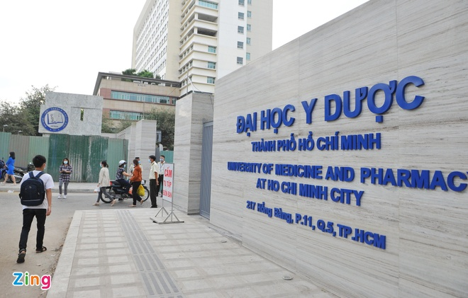 DH Y Duoc TP.HCM chinh thuc thong bao hoc phi anh 1