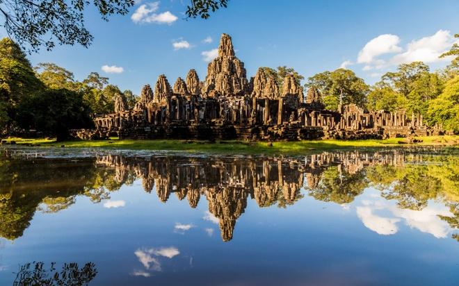 Tim ra 'thanh pho bi that lac' cua De quoc Khmer co hinh anh 1