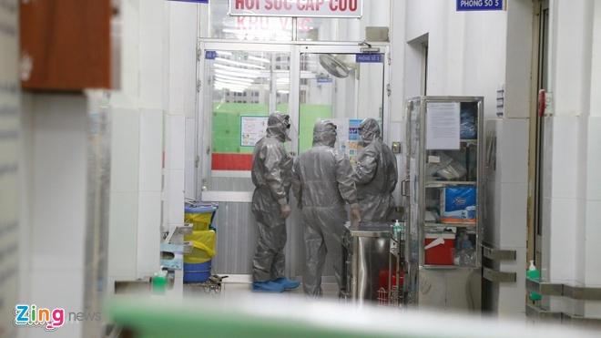 Giam doc BV Cho Ray bac tin don benh nhan nhiem virus corona tu vong hinh anh 1 Thu_truong_zing.jpg