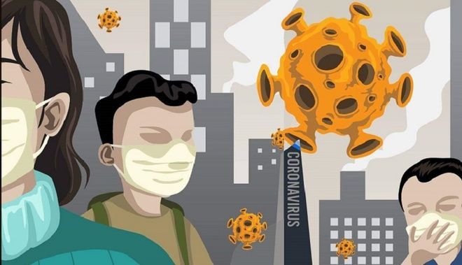 virus corona lay lan anh 1