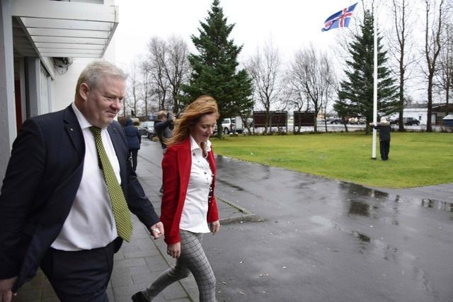 dang Hai tac troi day o Iceland anh 1
