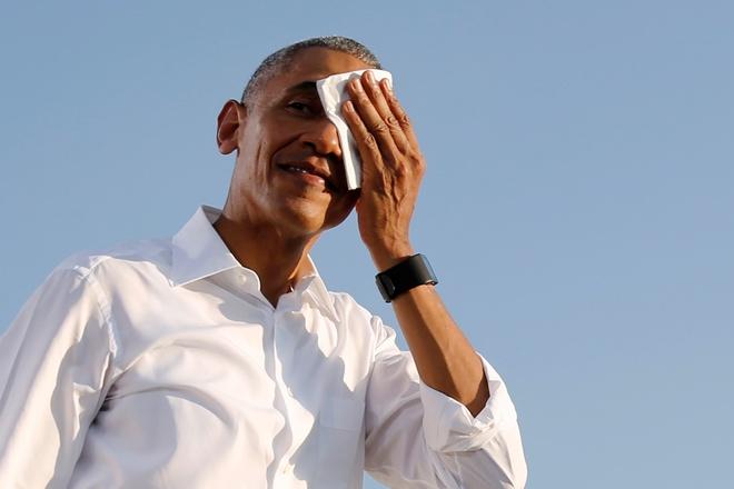 Giot mo hoi Obama, phap su Han Quoc vao top anh tuan hinh anh