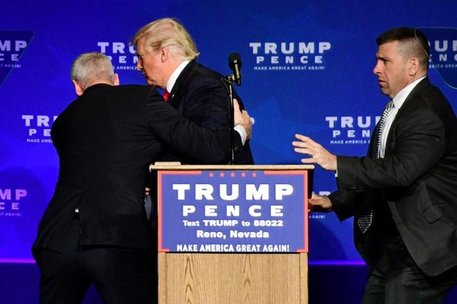 Loi keu oan cua nguoi doa Donald Trump trong buoi tranh cu hinh anh