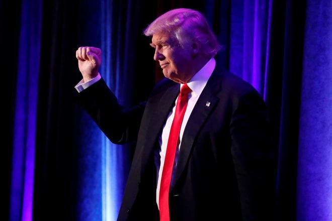 Politico: My rut khoi TPP ngay trong 100 ngay dau cua Trump hinh anh 1
