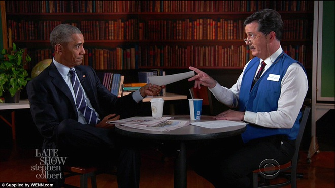 Obama co that nghiep sau khi roi Nha Trang? hinh anh 1