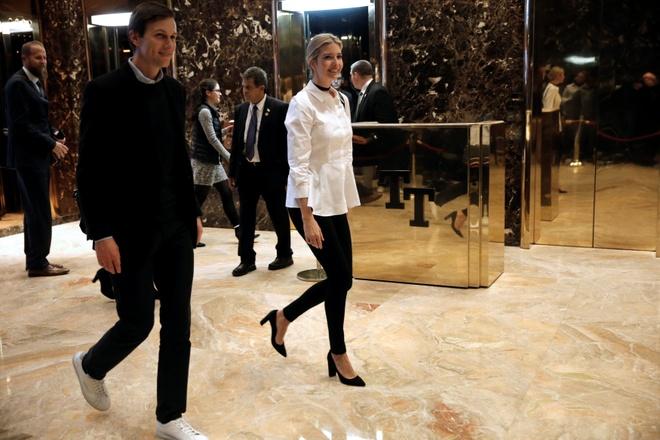 Khi ca chinh truong My thu vao dai sanh Trump Tower hinh anh 2