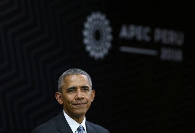 Obama no luc cuu van di san tai dien dan APEC hinh anh 1