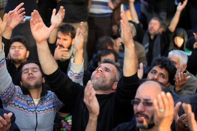 Iraq: Danh bom xe tai khien 100 nguoi thiet mang hinh anh