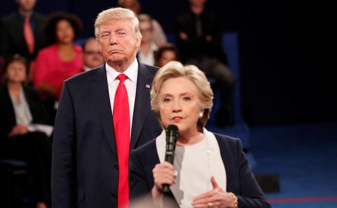 Trump: Clinton hon phieu pho thong nho 'cu tri bat hop phap' hinh anh 1