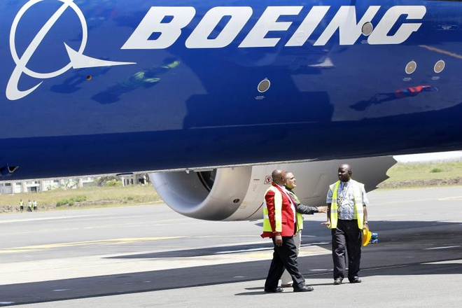 Airbus thang kien Boeing trong WTO hinh anh 1