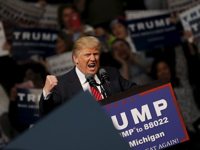 Trump thang o Michigan, bang tranh chap cuoi cung hinh anh 1