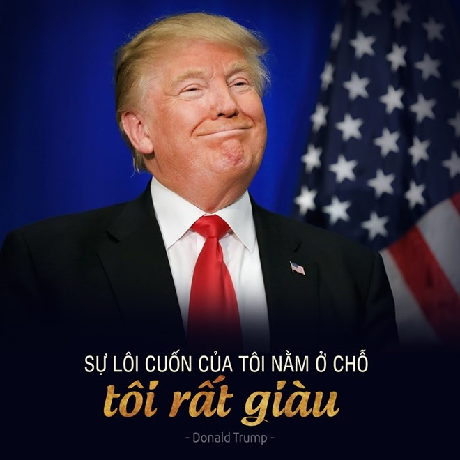 Noi cac cua Donald Trump se giau nhat lich su My hinh anh 2