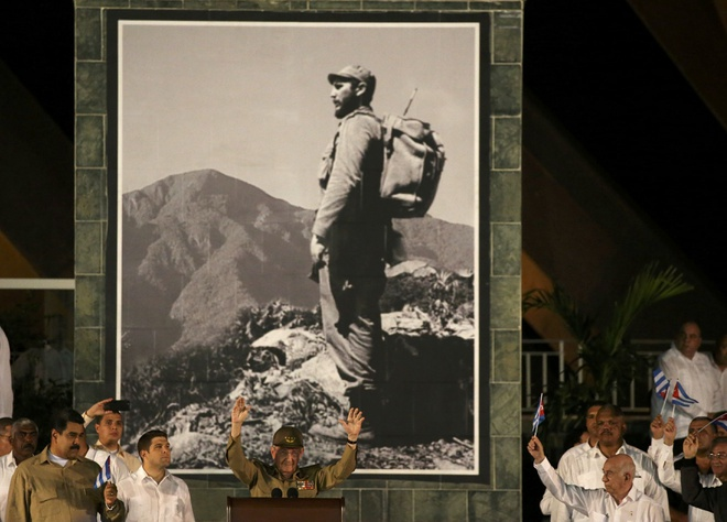 Cuba se khong xay dung cac tuong dai mang ten Fidel Castro hinh anh