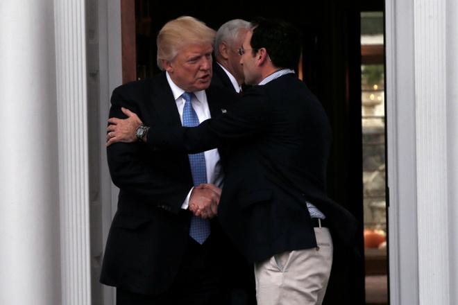 Trump phong van ung vien noi cac nhu truyen hinh thuc te? hinh anh 2