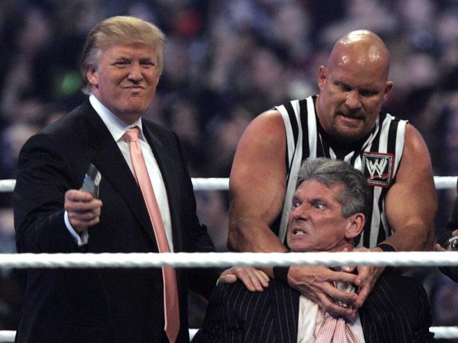 'Ba hoang' dau vat My gia nhap chinh quyen Donald Trump hinh anh