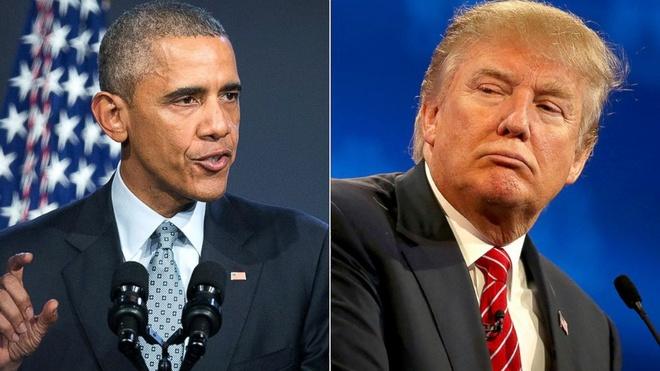 Obama chua roi Nha Trang, Trump da can thiep chinh su hinh anh