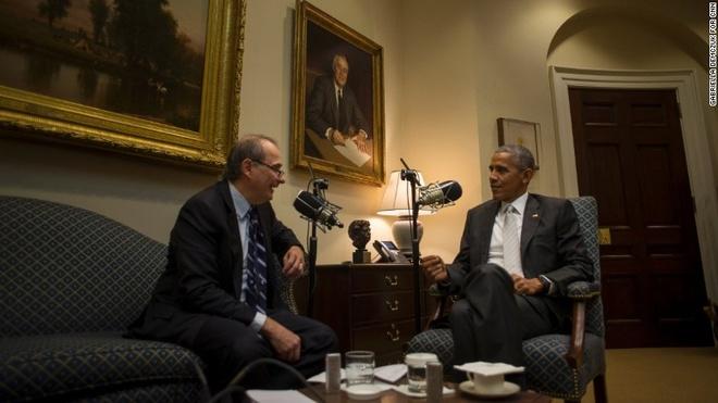 Obama tu tin thang neu tranh cu, Trump noi 'Khong doi nao' hinh anh 1