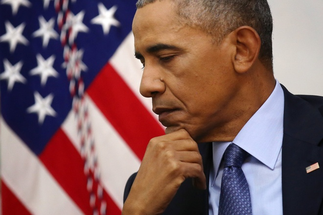 Obama tro ve Chicago cho phat bieu tu biet hinh anh