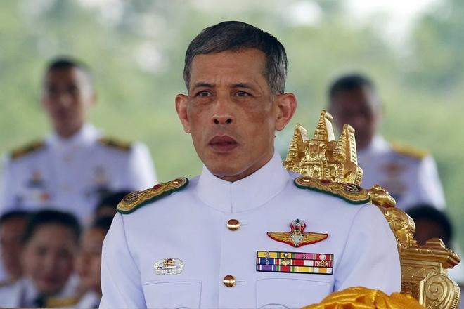 Vua Thai Lan muon sua hien phap anh 1