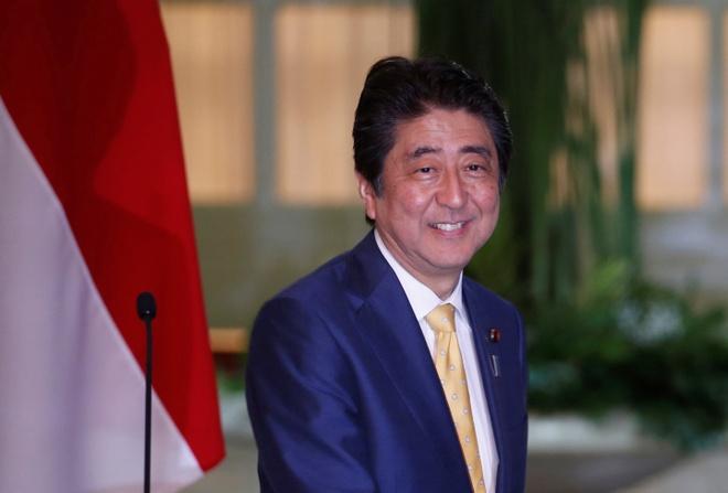 Thu tuong Shinzo Abe va phu nhan tham chinh thuc Viet Nam hinh anh 1