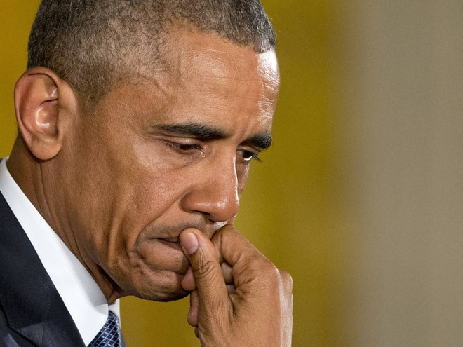 9 khoanh khac lich su cua Obama trong 10 nam qua hinh anh