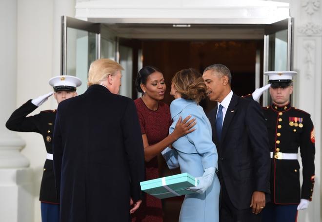 Donald Trump nham chuc tong thong My anh 1