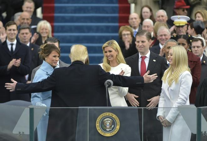 Donald Trump nham chuc tong thong My anh 19