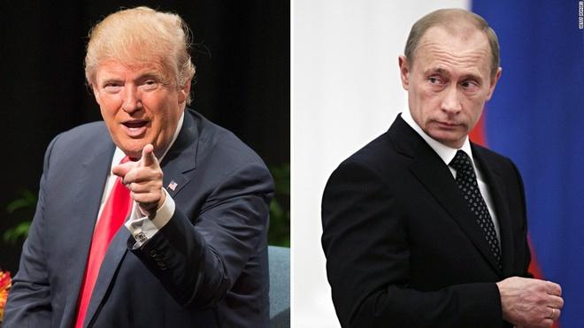 Tong thong Trump va Tong thong Putin se dien dam ngay mai hinh anh 1